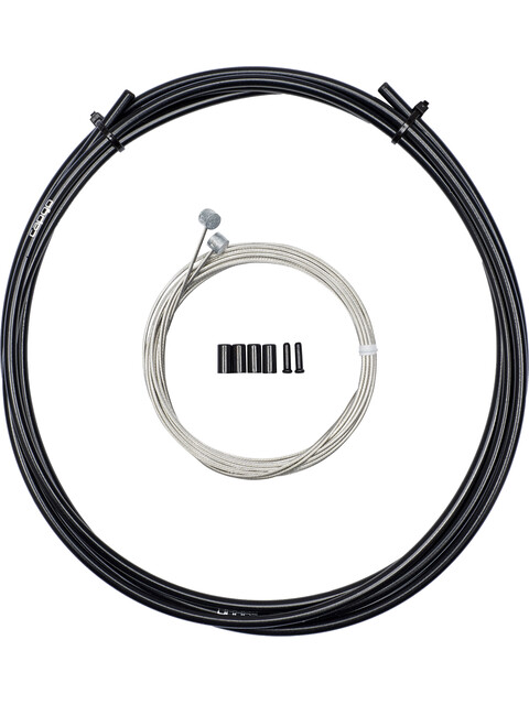 capgo BL Brake Cable For Shimano MTB black